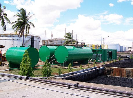 oil recovery system